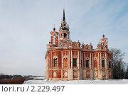 Ново-Никольский собор в Можайском кремле на Никольской горе. Город Можайск (2010 год). Стоковое фото, фотограф lana1501 / Фотобанк Лори