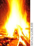 Огонь. Стоковое фото, фотограф Гаврикова Ольга / Фотобанк Лори