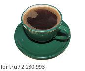 Чашка кофе. Стоковое фото, фотограф Анна Павлова / Фотобанк Лори
