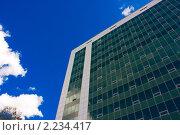 Небоскреб. Стоковое фото, фотограф Владислав Зитикис / Фотобанк Лори