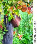 Купить «Последний день августа. Фрагмент.», иллюстрация № 2237457 (c) Фомченкова Юлия / Фотобанк Лори