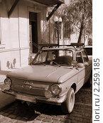 """Автомобиль """"ЗАЗ"""" (2010 год). Редакционное фото, фотограф sfsfs / Фотобанк Лори"""