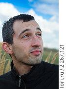 Купить «Молодой человек», фото № 2267121, снято 2 октября 2010 г. (c) Василий Вишневский / Фотобанк Лори