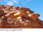 Купить «Цветной каньон. Египет», фото № 2267513, снято 8 января 2011 г. (c) Екатерина Овсянникова / Фотобанк Лори