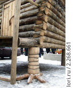 Избушка на курьих ножках. Стоковое фото, фотограф Светлана Петрова / Фотобанк Лори