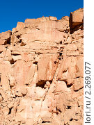 Купить «Цветной каньон. Синай. Египет», фото № 2269077, снято 8 января 2011 г. (c) Екатерина Овсянникова / Фотобанк Лори