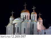 Успенский собор во Владимире (2011 год). Редакционное фото, фотограф Александра Шкиндерова / Фотобанк Лори