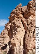 Купить «Цветной каньон. Синай. Египет», фото № 2278421, снято 8 января 2011 г. (c) Екатерина Овсянникова / Фотобанк Лори