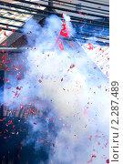 Купить «Празднование китайского нового года на острове Самуи (Таиланд, 16 января 2010)», фото № 2287489, снято 20 февраля 2009 г. (c) Иванова Марина / Фотобанк Лори
