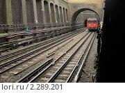 Лондонский метрополитен (2010 год). Стоковое фото, фотограф Irina / Фотобанк Лори