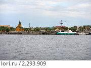 Купить «Пристань в Кеми. Карелия», фото № 2293909, снято 25 июля 2010 г. (c) Наталья Волкова / Фотобанк Лори