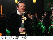 Купить «Режиссёр Алексей Учитель», фото № 2294765, снято 21 января 2011 г. (c) Павлова Татьяна / Фотобанк Лори