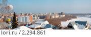 Уфимский район Сипайлово (2011 год). Стоковое фото, фотограф Владимир Ковальчук / Фотобанк Лори