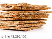 Купить «Хлебцы», фото № 2296105, снято 8 апреля 2010 г. (c) Сергей Петерман / Фотобанк Лори