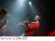 "Купить «В.Бурхель группа ""Крематорий""», фото № 2296657, снято 22 сентября 2007 г. (c) Ann Perova / Фотобанк Лори"