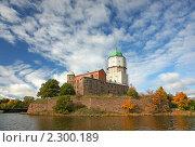 Купить «Выборгский замок», эксклюзивное фото № 2300189, снято 2 октября 2010 г. (c) Самохвалов Артем / Фотобанк Лори