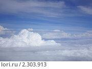Облака. Стоковое фото, фотограф Дмитрий Куома / Фотобанк Лори