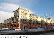 Купить «Ленинский проспект», фото № 2304709, снято 23 марта 2008 г. (c) Егорова Елена / Фотобанк Лори