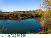 Осень. Стоковое фото, фотограф Сергей Кабанов / Фотобанк Лори