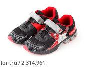 Купить «Спортивная обувь», фото № 2314961, снято 24 декабря 2009 г. (c) Losevsky Pavel / Фотобанк Лори