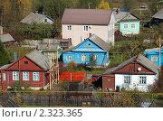 Купить «Переславль-Залесский. Городские виды», эксклюзивное фото № 2323365, снято 9 октября 2010 г. (c) lana1501 / Фотобанк Лори
