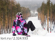 Гора Лиственная, Екатеринбург (2011 год). Редакционное фото, фотограф Людмила Ляхова / Фотобанк Лори
