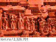 Купить «Индуистские божества», фото № 2326701, снято 19 декабря 2005 г. (c) Фрибус Екатерина / Фотобанк Лори
