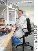 Купить «Пост медсестры в военном госпитале», эксклюзивное фото № 2328545, снято 1 февраля 2011 г. (c) Валерия Попова / Фотобанк Лори