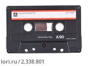 Купить «Магнитофонная кассета», фото № 2338801, снято 6 февраля 2011 г. (c) Игорь Долгов / Фотобанк Лори