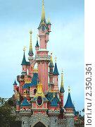 Замок спящей красавицы (2006 год). Редакционное фото, фотограф Антон Ермолов / Фотобанк Лори