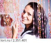 Купить «Красивая девушка», фото № 2351401, снято 14 января 2011 г. (c) Вероника Галкина / Фотобанк Лори