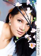 Купить «Весна», фото № 2351421, снято 14 января 2011 г. (c) Вероника Галкина / Фотобанк Лори