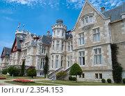 Купить «Дворец Магдалены в Сантандере», фото № 2354153, снято 3 июля 2009 г. (c) Elena Monakhova / Фотобанк Лори