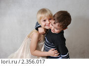 Дети. Стоковое фото, фотограф Ирина Сучкова / Фотобанк Лори