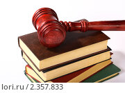 Купить «Молоток судьи», фото № 2357833, снято 27 мая 2020 г. (c) Юдин Владимир / Фотобанк Лори