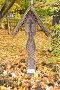 Надгробие художника Кустодиева Б.М., фото № 2369513, снято 3 октября 2008 г. (c) Parmenov Pavel / Фотобанк Лори