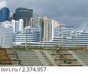 Город Астана (2010 год). Редакционное фото, фотограф Оксана Мощенко / Фотобанк Лори