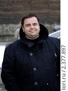 Рост Сергей Анатольевич актёр (2008 год). Редакционное фото, фотограф Андрей Дегтярёв / Фотобанк Лори