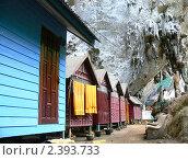 Деревня монахов (2006 год). Стоковое фото, фотограф Баранов Александр / Фотобанк Лори