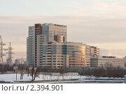 Технопарк на автозаводской (2011 год). Редакционное фото, фотограф Иван Губанов / Фотобанк Лори