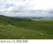 Купить «Плато», фото № 2394945, снято 11 июля 2010 г. (c) Светлана / Фотобанк Лори