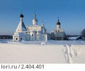 Ферапонтовский монастырь (2011 год). Стоковое фото, фотограф Валерий Пчелинцев / Фотобанк Лори