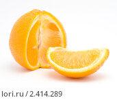 Купить «Апельсин», фото № 2414289, снято 16 марта 2011 г. (c) Лищук Руслан Викторович / Фотобанк Лори