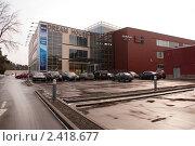 Купить «Торговый центр, Dream House на Рублёвке, Рублево- Успенское шоссе», фото № 2418677, снято 20 марта 2011 г. (c) Анастасия Лукьянова / Фотобанк Лори