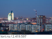 Купить «Уфа», фото № 2419597, снято 17 апреля 2008 г. (c) Михаил Валеев / Фотобанк Лори