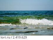 Море. Стоковое фото, фотограф Воронина Милана / Фотобанк Лори