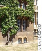 Архитектура Оксфорда. Стоковое фото, фотограф Andrei Prokofjev / Фотобанк Лори