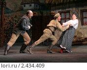 Купить «Петербургская оперетта», фото № 2434409, снято 11 марта 2011 г. (c) Алена Потапова / Фотобанк Лори