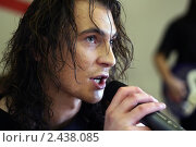 Купить «Игорь Тальков младший», фото № 2438085, снято 29 мая 2005 г. (c) Сергей Лаврентьев / Фотобанк Лори