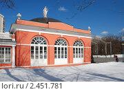 """Купить «Усадьба """"Воронцово"""". Москва», эксклюзивное фото № 2451781, снято 31 марта 2010 г. (c) lana1501 / Фотобанк Лори"""